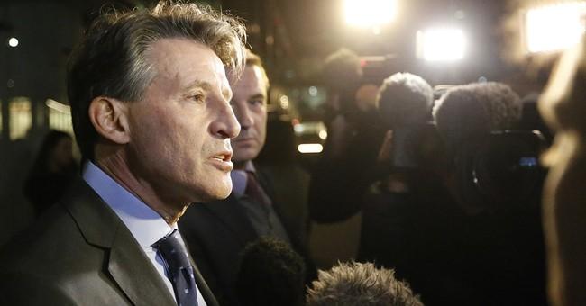 Coe faces difficult questions at IAAF meeting