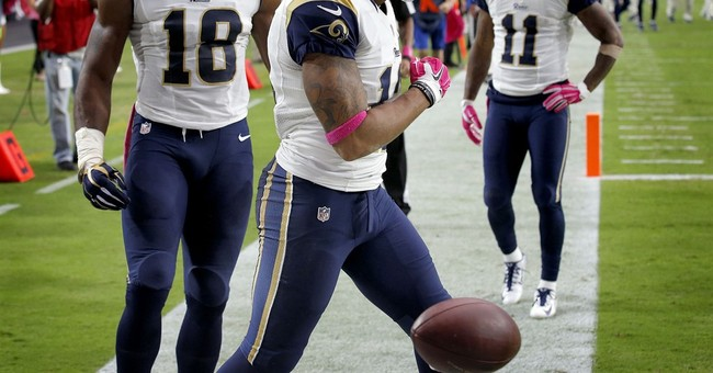 Rams WR Bailey has surgery after being shot in Florida