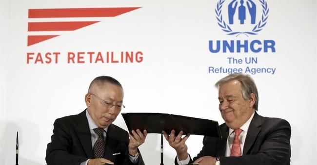 UN refugee head: Japan should accept more, fix asylum system