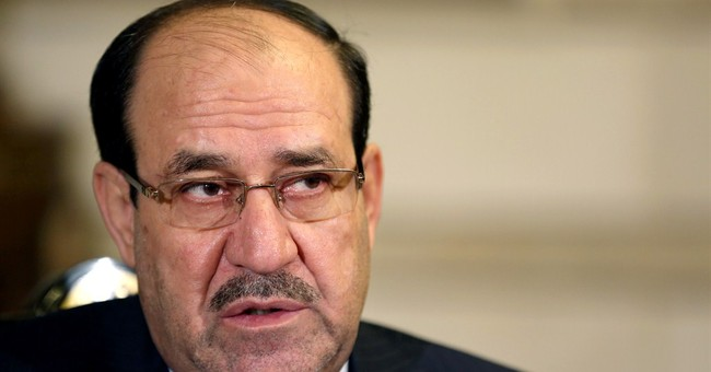 AP Interview: Iraq's al-Maliki denies seeking comeback
