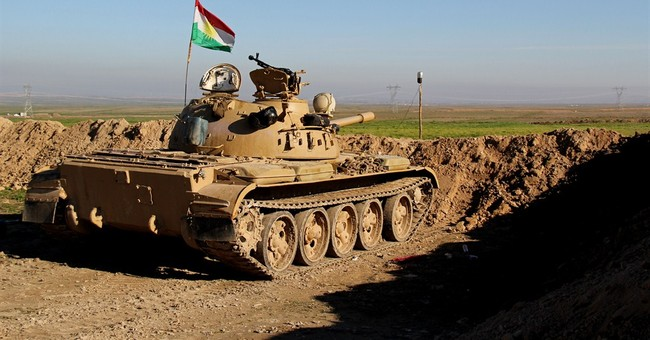 Iraqi Kurds call for foreign ground troops in anti-IS fight
