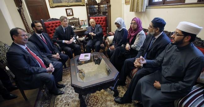 British imams pay solidarity visits to French imams, Jews