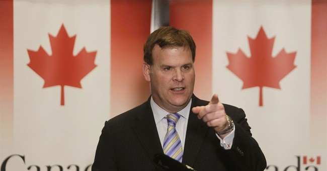Government official: Canadian foreign minister to step down