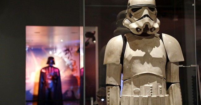 Star Wars exhibit shows the force is with the costumes