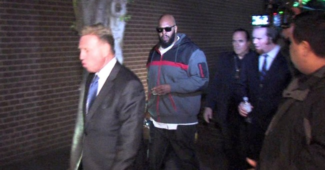 Former rap mogul Marion 'Suge' Knight charged with murder