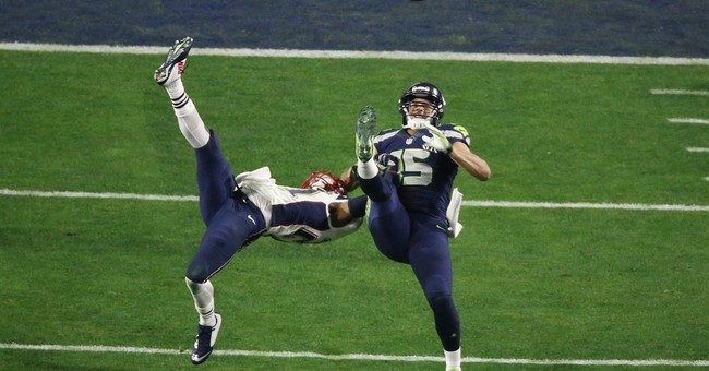 Super finish: Patriots edge Seahawks 28-24 for NFL title