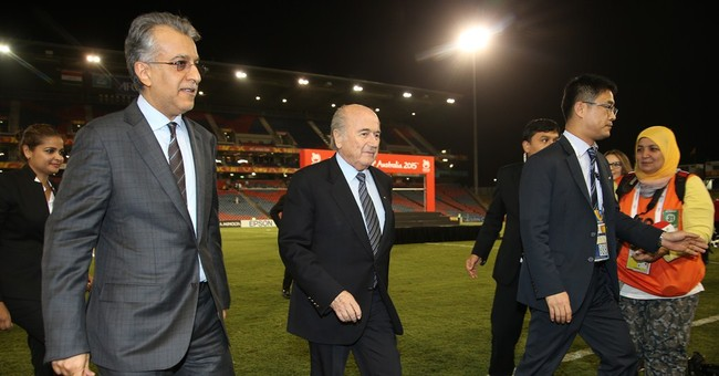 FIFA confirms 4 contenders for presidential election race