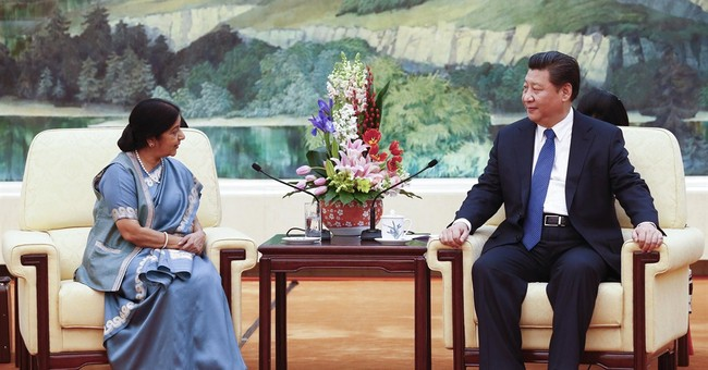 India, China reaffirm ties following Obama's New Delhi trip