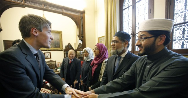 British imams pay solidarity visits to French imams, Jews