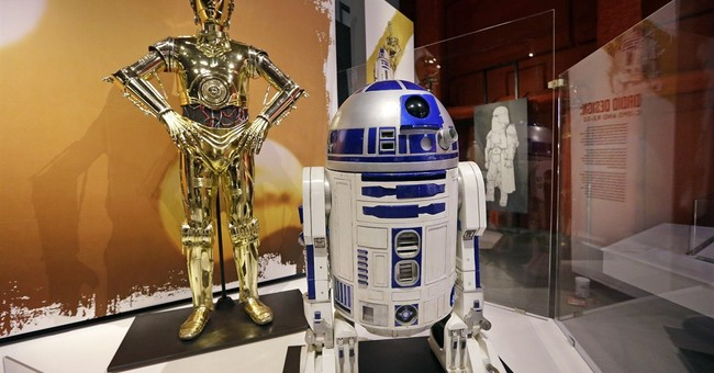 Obi Wan, Chewbacca, Vader and gang reunite for new exhibit