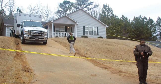 Ga. man suspected of killing 5 arrested in Mississippi