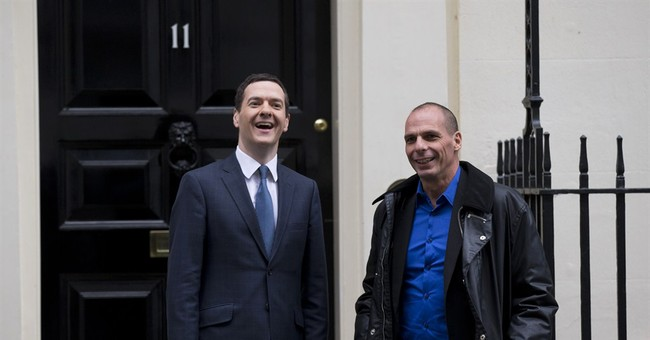 UK Treasury chief: Greek impasse risk to world economy