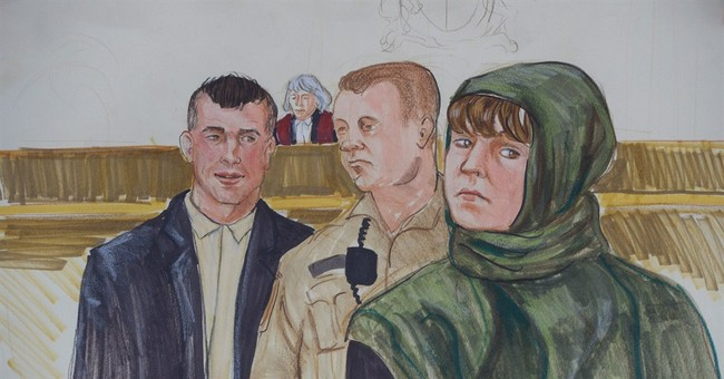 Trial starts for Canadian couple charged with planting bombs