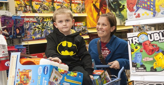 Holiday shoppers get a head start on Thanksgiving