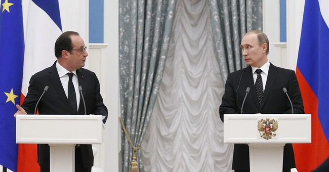 Russia, France agree to tighten cooperation against IS