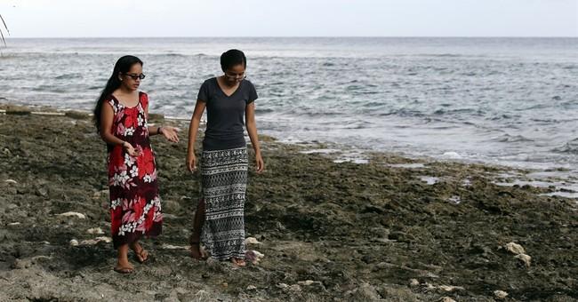 Arkansas a refuge from rising seas in Marshall Islands