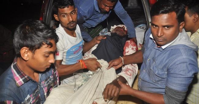 Gunmen attack Shiite mosque, kill 1 in Bangladesh