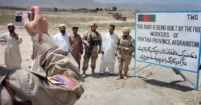 AP Interview: US must address waste, fraud in Afghan aid