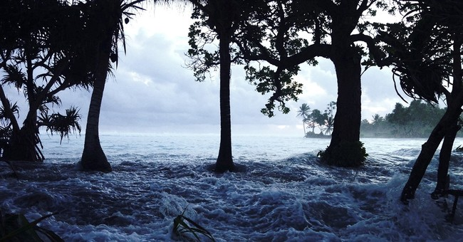 Tiny Marshall Islands face threats from global warming