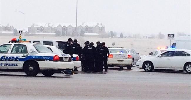 The Latest: Official says gunman ID'd as Robert Lewis Dear