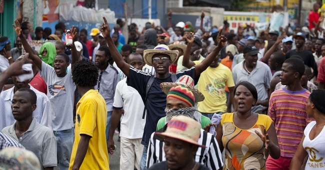 Haiti opposition says transitional gov't may be needed