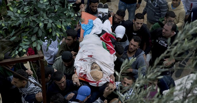 2 Palestinians killed after attacking Israeli troops