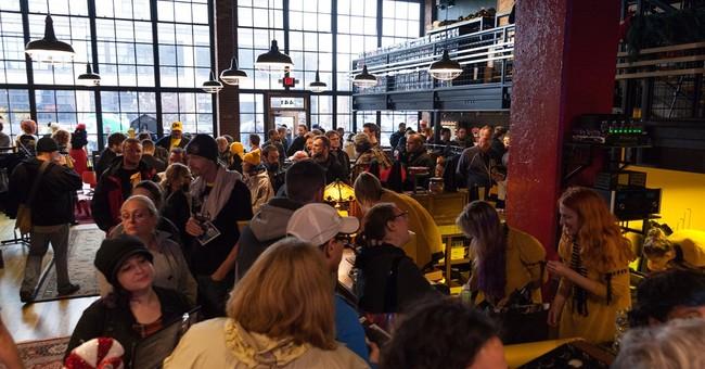 Rocker Jack White's Third Man Records store opens in Detroit