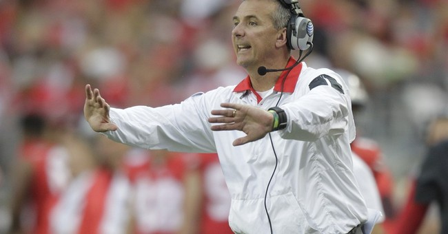 Ohio State and Michigan meet, potentially just for pride