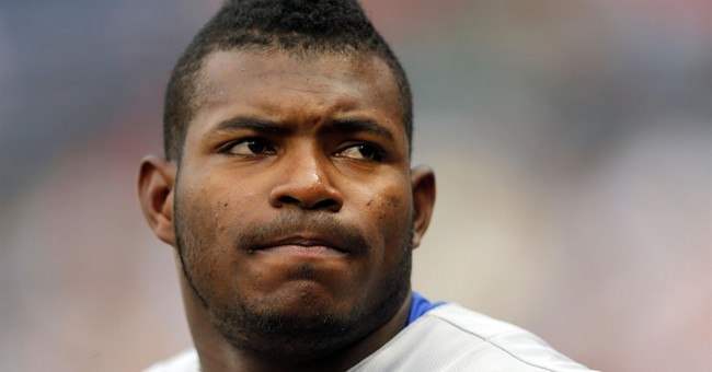 Police: Puig gets swollen eye during encounter with bouncer