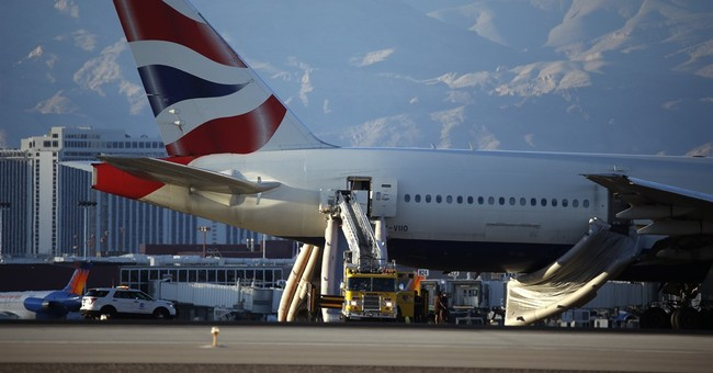 British Airways passengers who fled plane fire file lawsuit