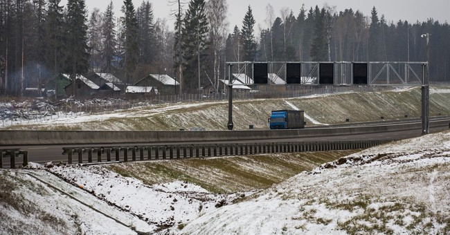 Energy-rich Russia pays little attention to climate change