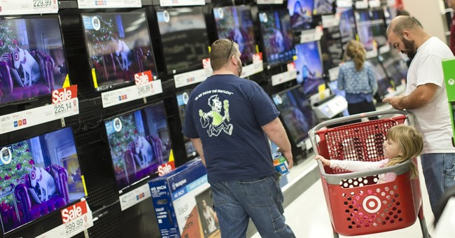 Black Friday store sales fall as Americans buy more online