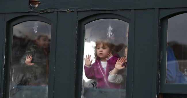 AP PHOTOS: All aboard 'The Polar Express'