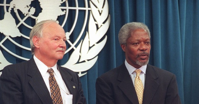 UN: Maurice Strong, climate and development pioneer, dies