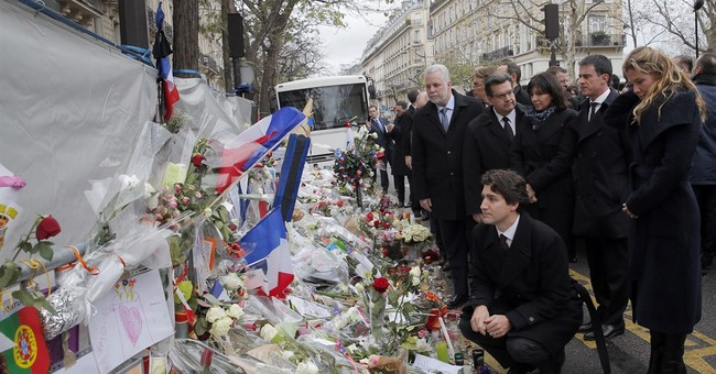 AP Interview: Iraqi envoy: Paris attack marks new global war