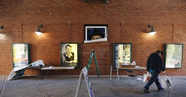 Sinatra's birthplace commemorates his 100th its way