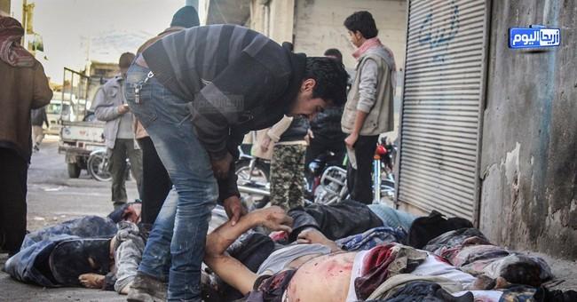 Syrian opposition: Russian strikes kill 18, wound dozens