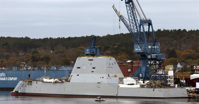 Hull-aballoo: New Navy destroyer's seaworthiness questioned