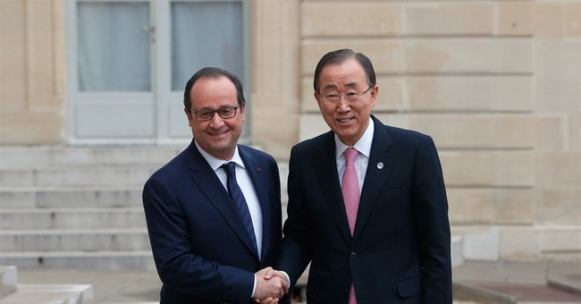 AP Interview: UN chief wants climate target review by 2020