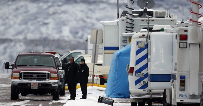 The Latest: Victim of Colorado clinic shooting was Iraq vet
