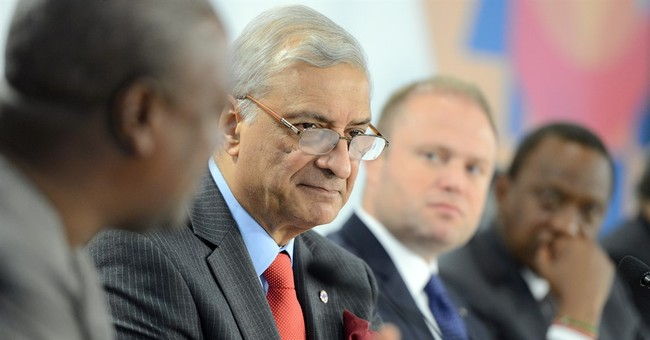 Commonwealth seeks legally binding climate deal in Paris