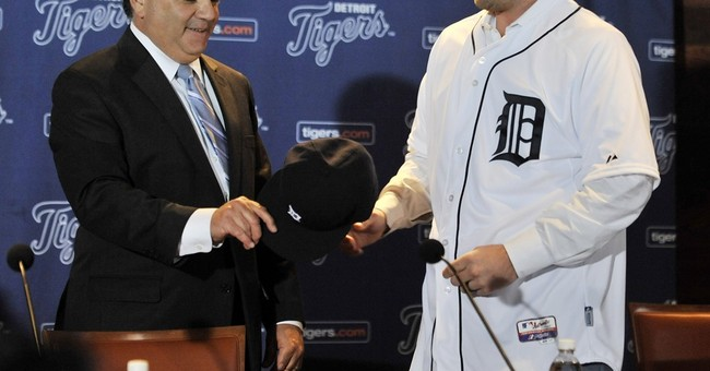 Zimmermann's arrival signals Tigers' willingness to spend