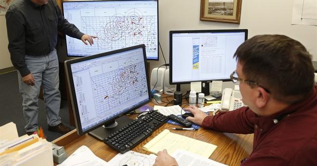 4.7 magnitude earthquake among 7 recorded in Oklahoma