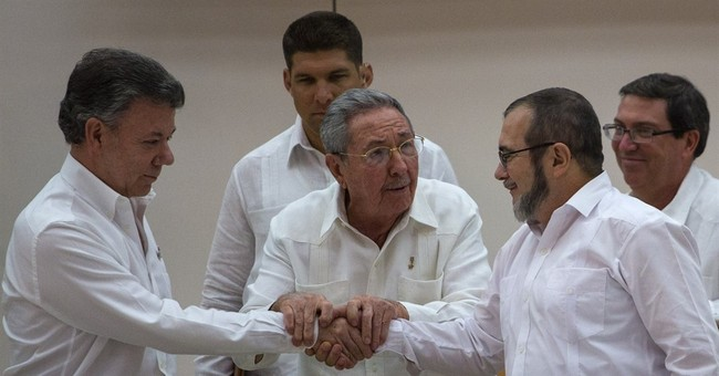 With peace near, debates grows over Colombia's draft
