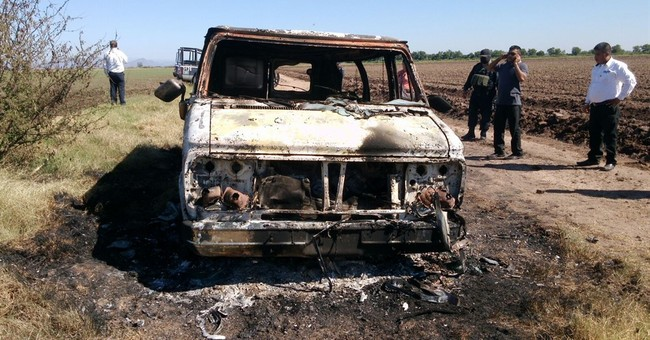Mexico: burned-out van belonged to missing Australians