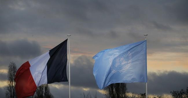 Timeline of key events in UN effort against climate change
