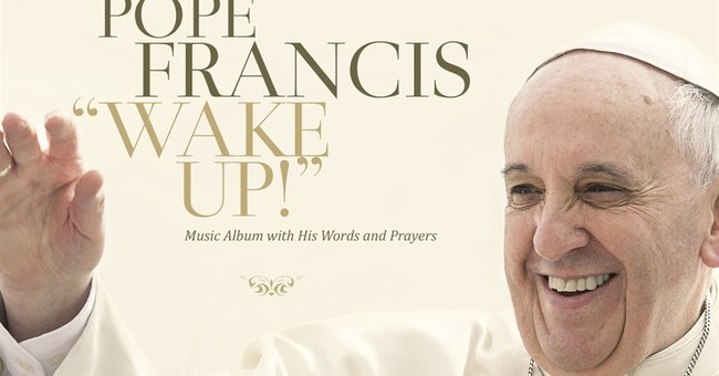 Pop goes the pontiff: Pope Francis rocks out on new album