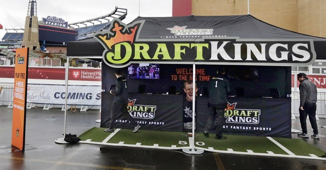 Fantasy sports companies weigh leaving US market _ for now