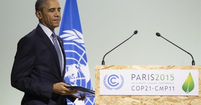 Obama, Putin discuss Syria, Ukraine during climate talks
