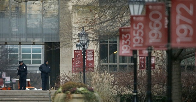 Suspect arrested in connection with university online threat